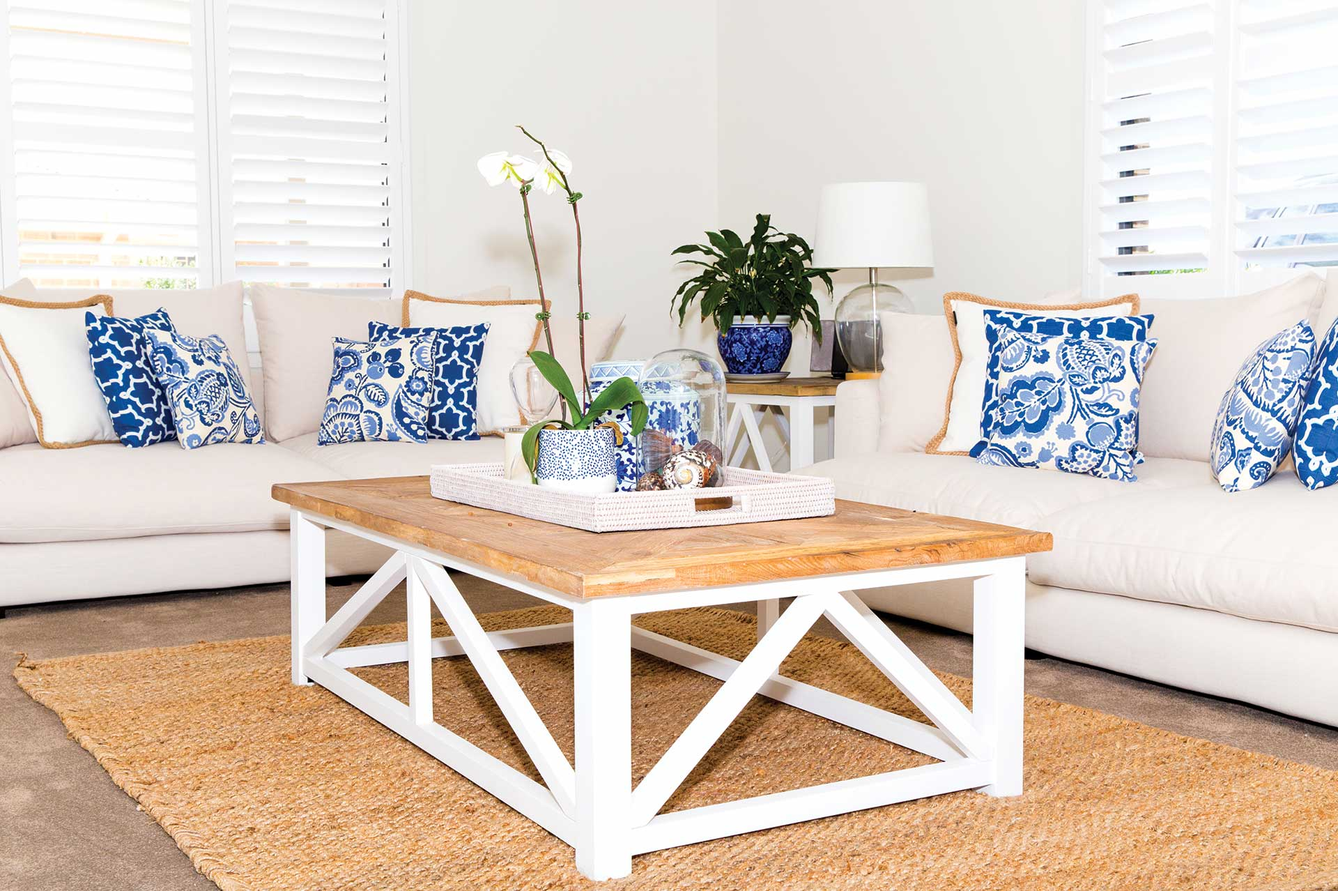 Creating a calm interior design - Hamptons style – Premium ...