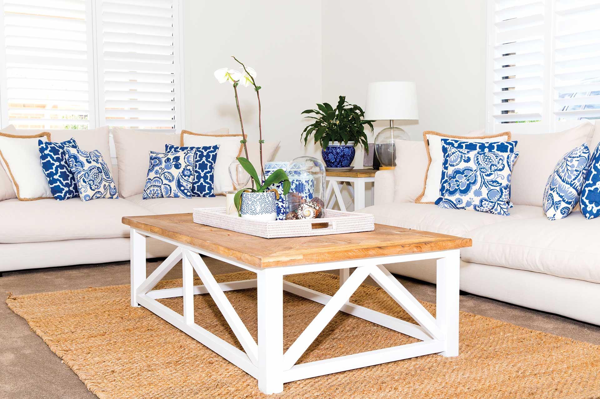 Creating A Calm Interior Design Hamptons Style Premium